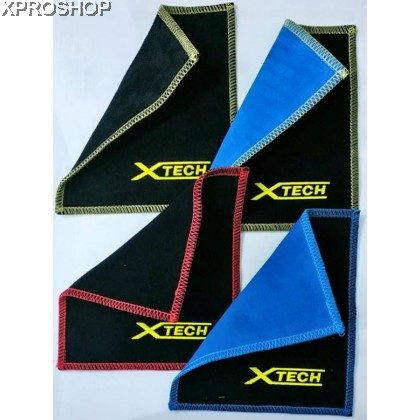 Bowling Accessories - XTECH - Shammy Pad, Bowling Cleaning Cloth