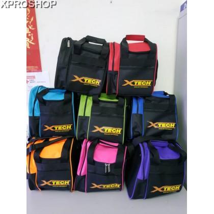 Bowling Package - Basic - White Dot - ABS or XTECH SHOE - XTECH BAG