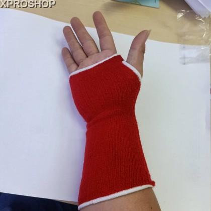 Bowling Accessory - Agent - Wrist Liner, Inner Glove, Glove, Wrist Glove, Black, Blue, Red